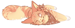 Cute Boi Goes Blep [COMMISSION