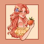 Peachy Girl