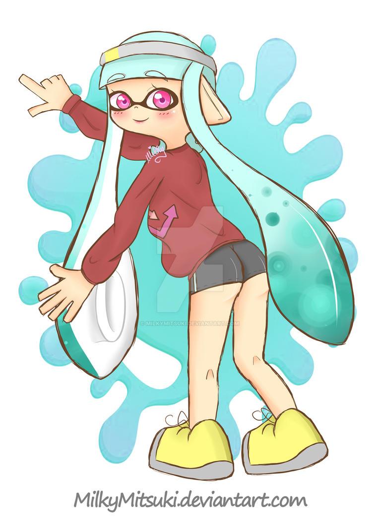 Look Woomy! by MilkyMitsuki