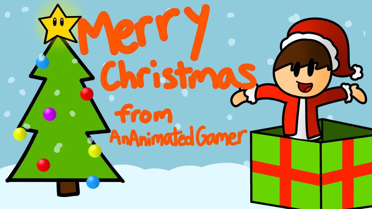Merry Christmas from AnAnimatedGamer by AnAnimatedGamer