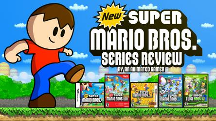 New Super Mario Bros Series Review - AnAnimatedGam by AnAnimatedGamer