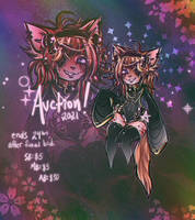 [OPEN] [$5 SB] Fancy Fur AUCTION by anem0ia
