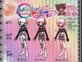 ANEM0IA'S 2021 COMMISSIONS SHEET by anem0ia