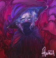 myceliumancer by anem0ia