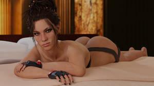 Panam Palmer - Nude Art