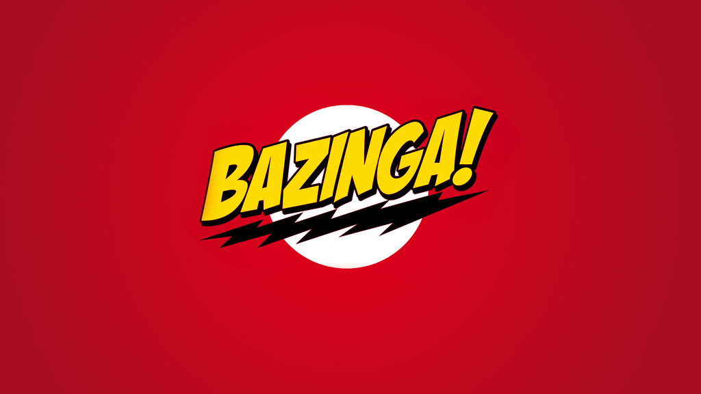 bazinga by flamner