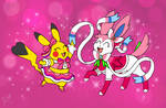 Performing Pokemon