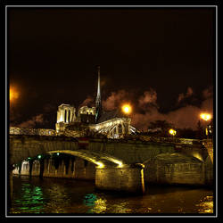 Notre Dame de Paris by instinct191