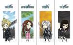 Final Fantasy VII bookmarks