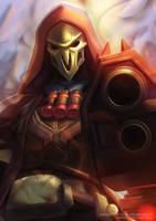 Reaper - Overwatch by CAROTdrawsthings