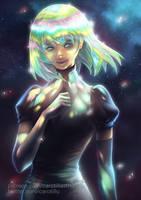 Diamond (Dia) - Houseki no Kuni by CAROTdrawsthings