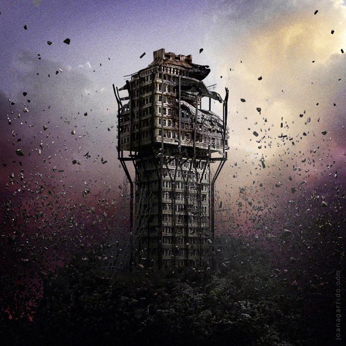 Buildings Have Feelings Too II by coisital