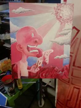 Pink Man by Am-webber