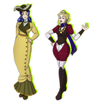 .:PB:. Jonathan and Dio -GB alternative outfit-