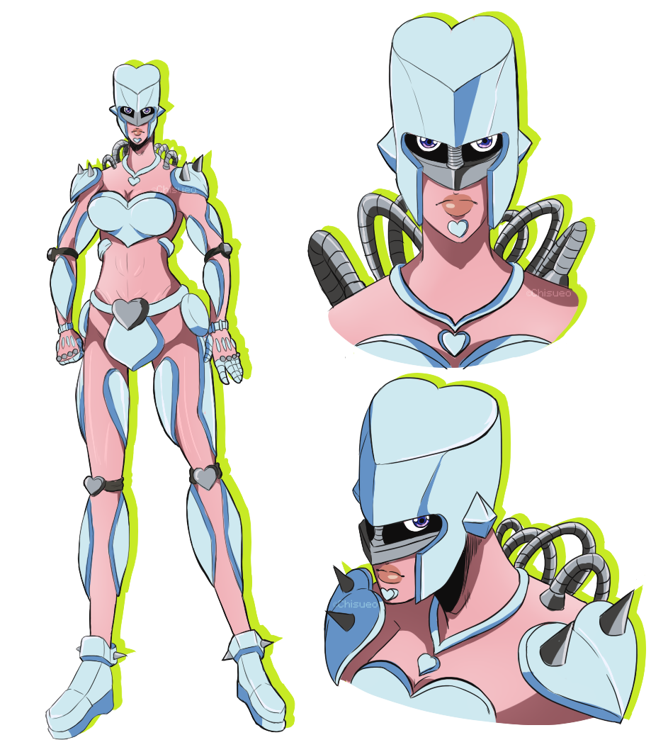 Diu Crazy Diamond Gb By Chisublopop On Deviantart
