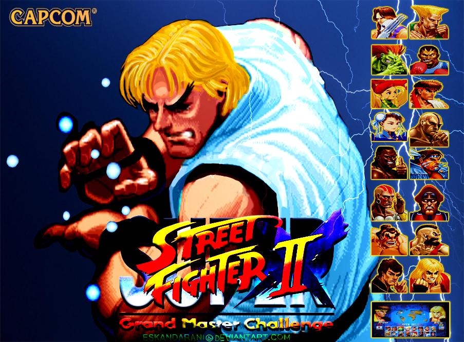 Super street fighter 2 X wallpaper by eskandarani on DeviantArt