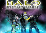 Halo: Mystery Planet by Xrayleader