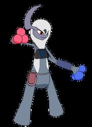 Pokemon Silver Rescue Team - Absorade-Class BDU