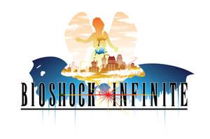 Bioshock Infinite: Final Fantasy Style Logo by NCCreations