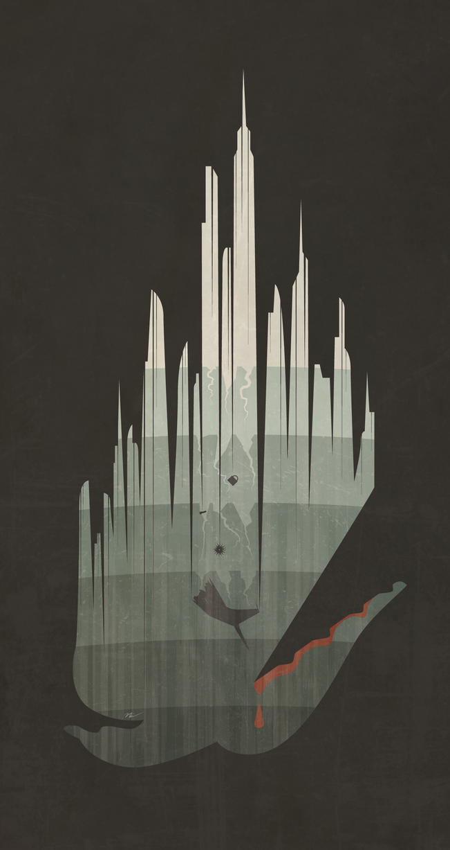 Bird - BioShock Series by NCCreations