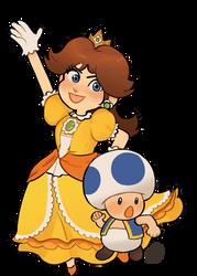 Daisy by inchells1