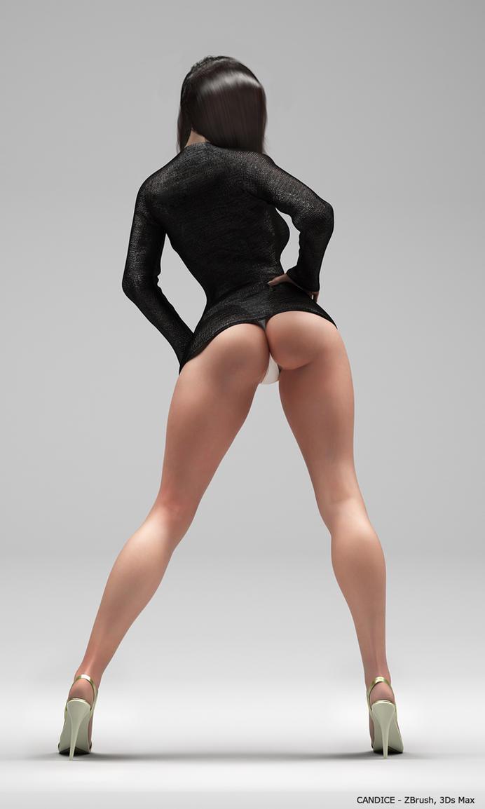 Fine Female Ass 109