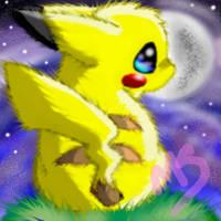 furry Pikachu +_+
