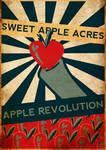 Apple Revolution Poster