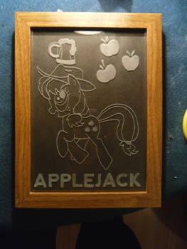 Applejack - engrave
