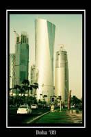 Doha City 1 by w4y
