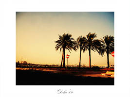 Doha City 2 by w4y