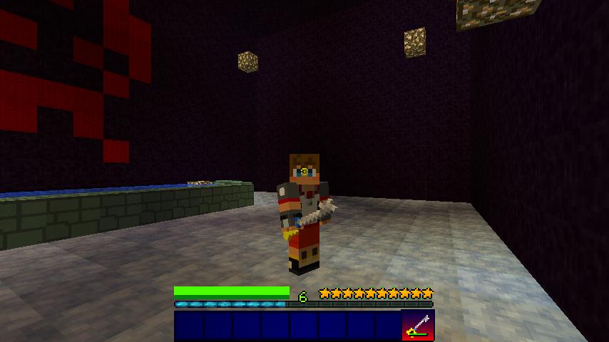 Riku Minecraft Skin