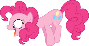 Pinkie Overly Excited