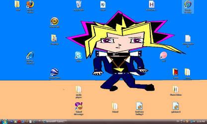 Yami01 Desktop by StelmariaonE7