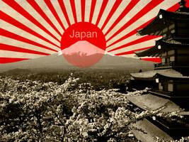Japan by BradleyBlazed