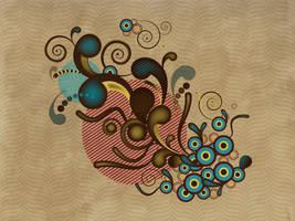 Swirls Vector by BradleyBlazed