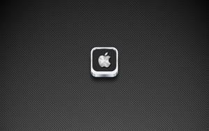 Carbon Fiber Apple Logo by BradleyBlazed