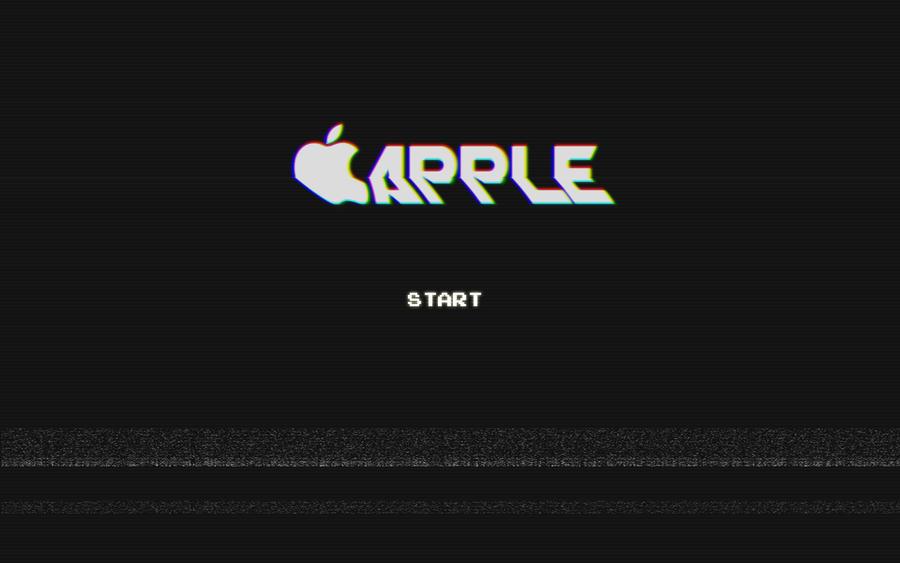Arcade Apple by BradleyBlazed