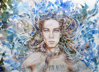Spirit of The Atlantic Ocean by ShastinaHell-N