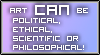 Politics, Science and Philosophy BELONGS On DA by TheArtFrog