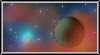 Space Stamp - Nebula Homeworld by MadKingFroggy