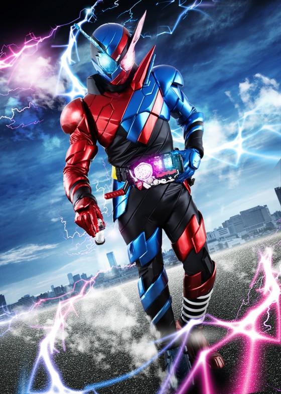 Kamen Rider Build Rabbit Tank Form Main Form By Hypermutekiex