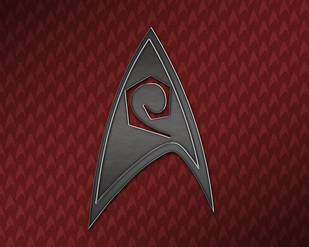 Star Trek Engineering Insignia by Wolverine080976