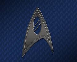 Star Trek Science Insignia by Wolverine080976