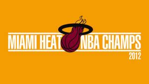 2012 NBA Champions