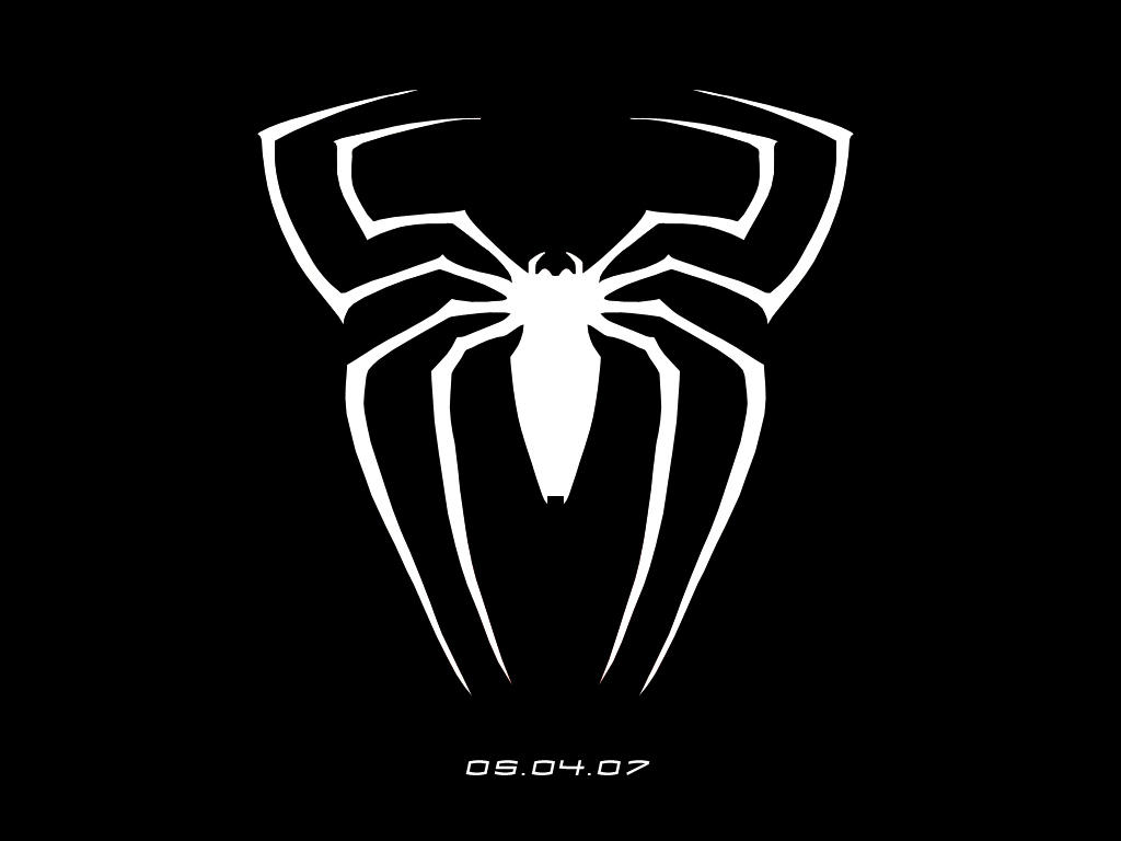 Black spiderman symbol - photo#5