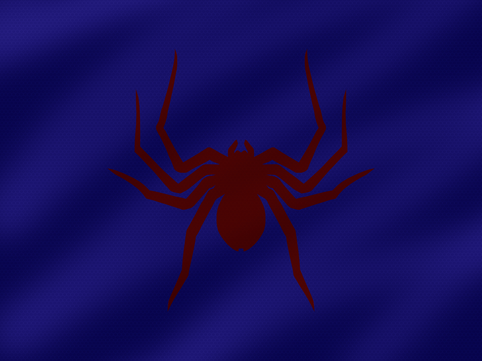 Spiderman Back Logo by Wolverine080976