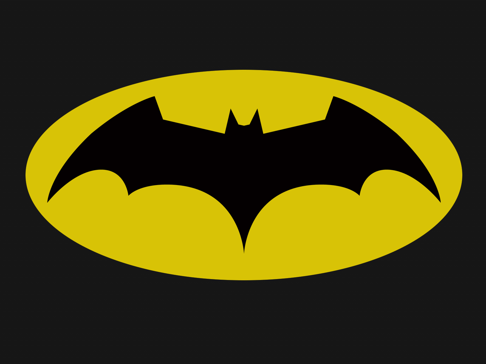 New Batman Logo by Wolverine080976