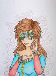 Flower Crown (Speedpaint)