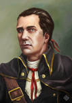 Another portrait of Haytham Kenway